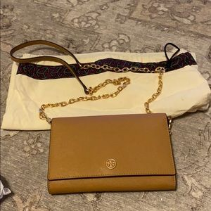 Tory Burch crossbody wallet